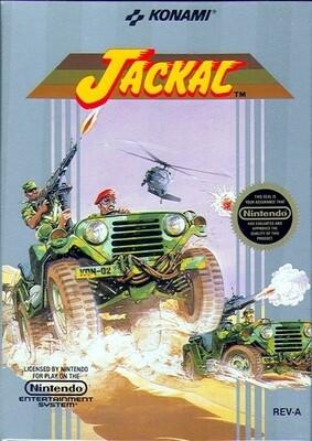 JACKAL (COMPLETE IN BOX) (usagé)