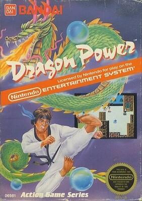 DRAGON POWER (WITH BOX) (usagé)