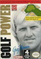 GREG NORMAN'S GOLF POWER (COMPLETE IN BOX) (usagé)