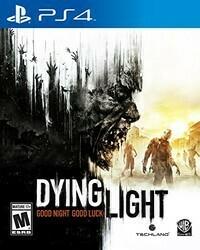 DYING LIGHT (usagé)