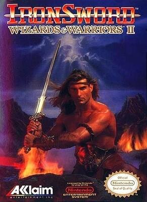 IRON SWORD WIZARDS AND WARRIORS II (usagé)
