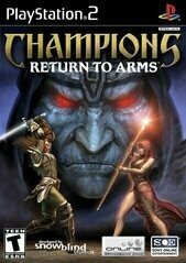CHAMPIONS RETURNS TO ARMS (WITH BOX) (usagé)
