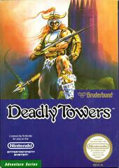 DEADLY TOWERS (usagé)