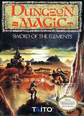 DUNGEON MAGIC (WITH MANUAL) (usagé)