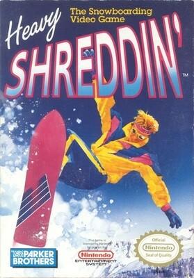 HEAVY SHREDDIN' (usagé)