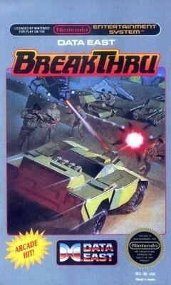 BREAKTHRU (usagé)