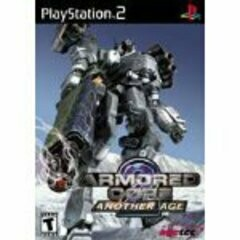 ARMORED CORE 2 ANOTHER AGE (COMPLETE IN BOX) (usagé)