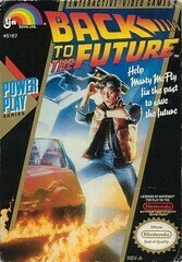 BACK TO THE FUTURE (usagé)