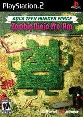 AQUA TEEN HUNGER FORCE ZOMBIE NINJA PRO-AM (COMPLETE IN BOX) (usagé)