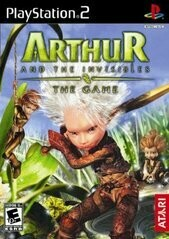 ARTHUR AND THE INVISIBLES (WITH BOX) (usagé)