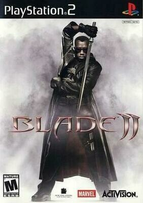 BLADE 2 (COMPLETE IN BOX) (usagé)