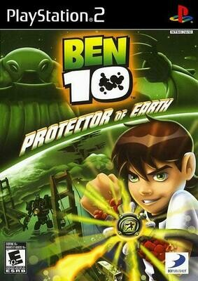 BEN 10 PROTECTOR OF EARTH (WITH BOX) (usagé)
