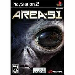 AREA 51 (WITH BOX) (usagé)