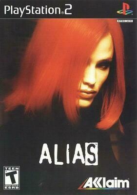 ALIAS (WITH BOX) (usagé)