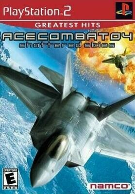 ACE COMBAT 4 SHATTERED SKIES GREATEST HITS (COMPLETE IN BOX) (usagé)