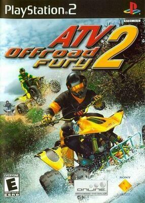 ATV OFFROAD FURY 2 (WITH BOX) (usagé)