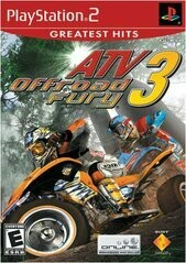 ATV OFFROAD FURY 3 (COMPLETE IN BOX) (usagé)