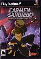 CARMEN SANDIEGO THE SECRET OF THE STOLEN DRUMS (COMPLETE IN BOX) (usagé)