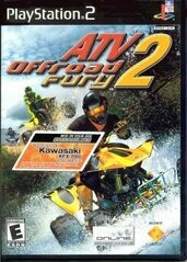 ATV OFFROAD FURY 2 (COMPLETE IN BOX) (usagé)