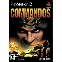 COMMANDOS 2 MEN OF COURAGE (COMPLETE IN BOX) (usagé)