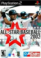 ALL-STAR BASEBALL 2002 (COMPLETE IN BOX) (usagé)