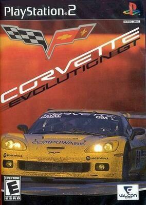 CORVETTE EVOLUTION GT (COMPLETE IN BOX) (usagé)