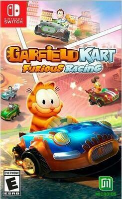 GARFIELD KART FURIOUS RACING (usagé)