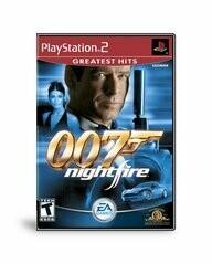 007 JAMES BOND NIGHTFIRE (WITH BOX) (usagé)
