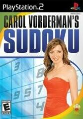 CAROL VORDERMANS SUDOKU (COMPLETE IN BOX) (usagé)