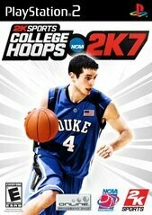 COLLEGE HOOPS 2K7 (COMPLETE IN BOX) (usagé)