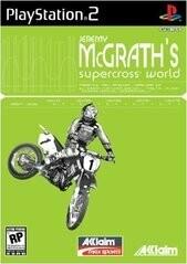 JEREMY MCGRATH SUPERCROSS WORLD (WITH BOX)