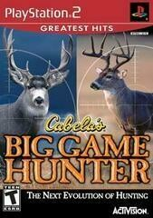 CABELA'S BIG GAME HUNTER THE NEXT EVOLUTION OF HUNTING GREATEST HITS (WITH BOX) (usagé)
