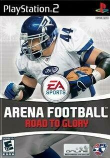 ARENA FOOTBALL ROAD TO GLORY (WITH BOX) (usagé)
