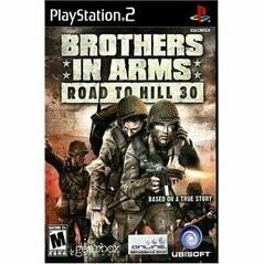 BROTHERS IN ARMS ROAD TO HILL 30 (COMPLETE IN BOX) (usagé)
