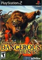 CABELA'S DANGEROUS HUNTS (COMPLETE IN BOX) (usagé)