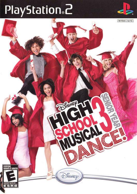 HIGH SCHOOL MUSICAL 3 SENIOR YEAR (COMPLETE IN BOX) (usagé)