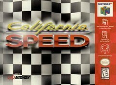 CALIFORNIA SPEED (usagé)
