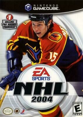 NHL 2004 (WITH BOX) (usagé)