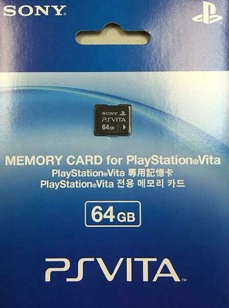 MEMORY CARD 64GB