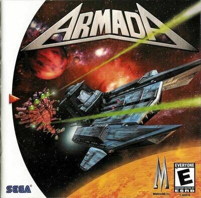 ARMADA (NON-ORIGINAL PRINT) (usagé)
