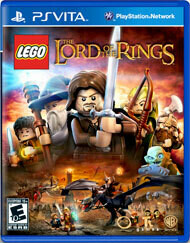 LEGO LORD OF THE RINGS (WITH BOX) (usagé)
