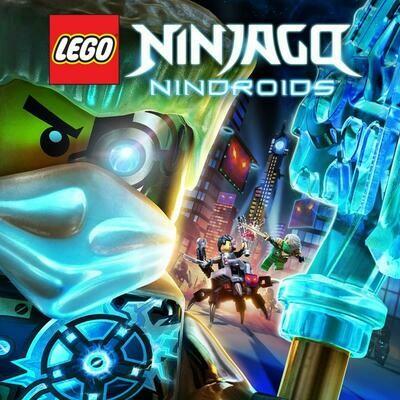 LEGO NINJAGO NINDROIDS (WITH BOX) (usagé)