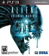 ALIENS COLONIAL MARINES (WITH BOX) (usagé)
