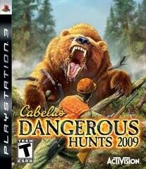 CABELA'S DANGEROUS HUNTS 2009 (COMPLETE IN BOX) (usagé)