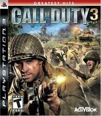 CALL OF DUTY 3 (COMPLETE IN BOX) (usagé)