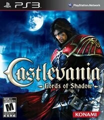 CASTLEVANIA LORDS OF SHADOW (COMPLETE IN BOX) (usagé)