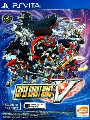 SUPER ROBOT WARS V (usagé)