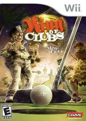 KING OF CLUBS (COMPLETE IN BOX) (usagé)