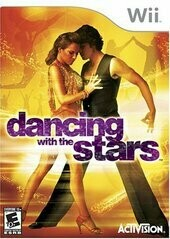 DANCING WITH THE STARS (WITH BOX) (usagé)