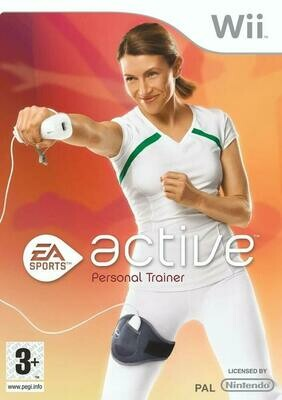 EA SPORTS ACTIVE (COMPLETE IN BOX) (usagé)